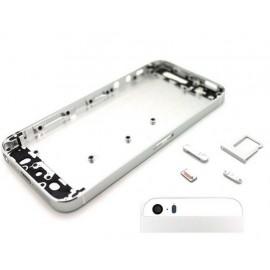 Coque arrière simple iPhone 5S blanc