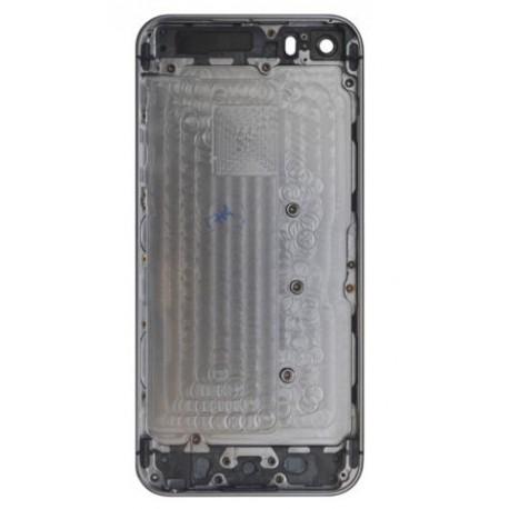 coque arriere simple iphone 5s noir
