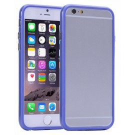 Bumper bleu iPhone 6