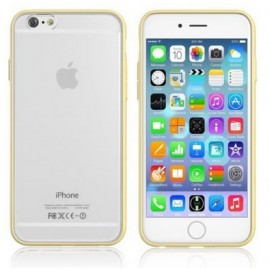 Coque Bumper iPhone 6 Jaune
