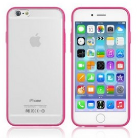 Coque Bumper Rose iPhone 6