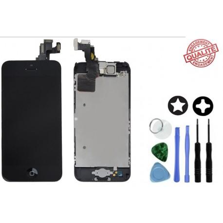 Ecran Remplacement Complet Iphone 5c Noir Tout Pour Phone