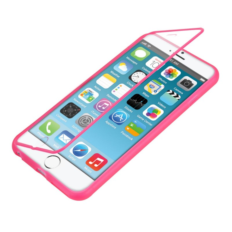 coque silicone integrale iphone 7 plus