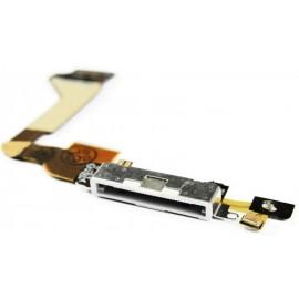 Connecteur de charge blanc dock iPhone 4S