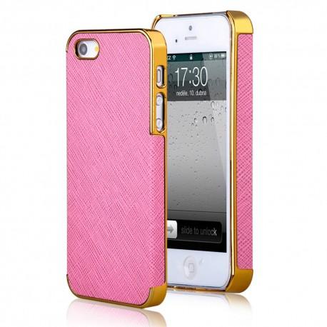 Coque rigide carbone iPhone 5/5S/SE
