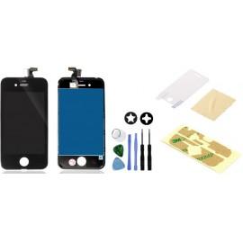 Vitre écran LCD tactile noir iPhone 4S + Outils !