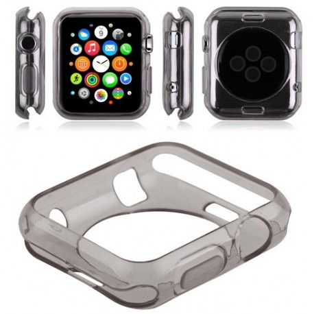coque grise pour apple watch 38mm. Black Bedroom Furniture Sets. Home Design Ideas