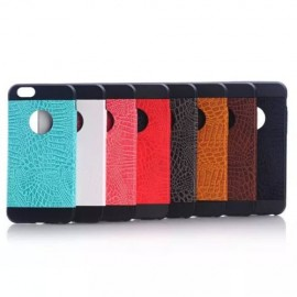 Coque silicone Croco iPhone 5/5S