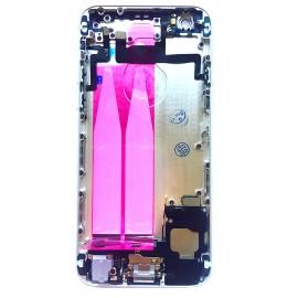 Coque arrière complète iPhone 6 Argent