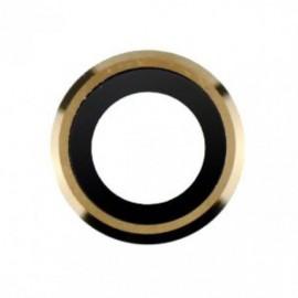 Lentille caméra arrière iPhone 6 Gold