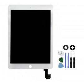 Ecran assemblé iPad Air 2 Blanc