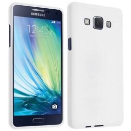Coque silicone Samsung Galaxy A5 Blanc