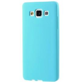 Coque silicone Samsung Galaxy A5 Bleu Ciel