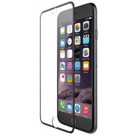 Film en verre trempé + contour iPhone 6 Plus / 6S Plus Noir